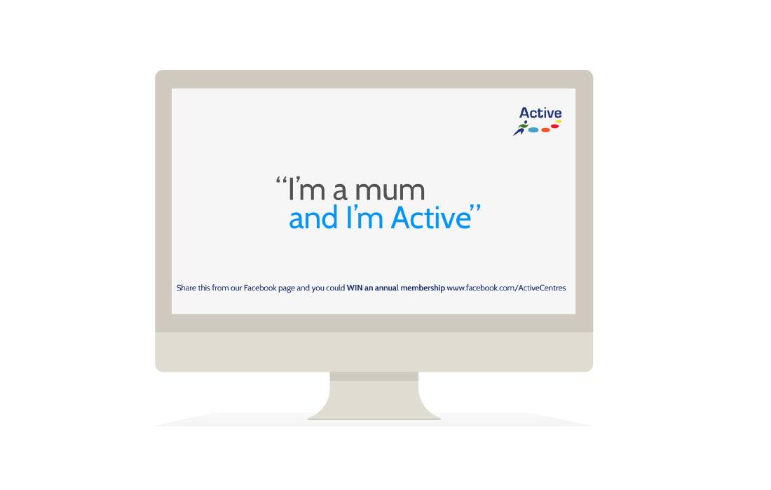 Active Im a Mum