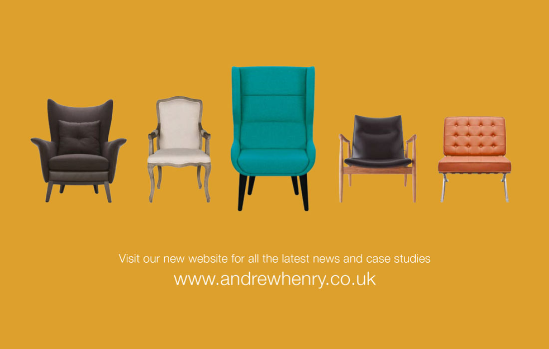 Andrew Henry Interiors Advert