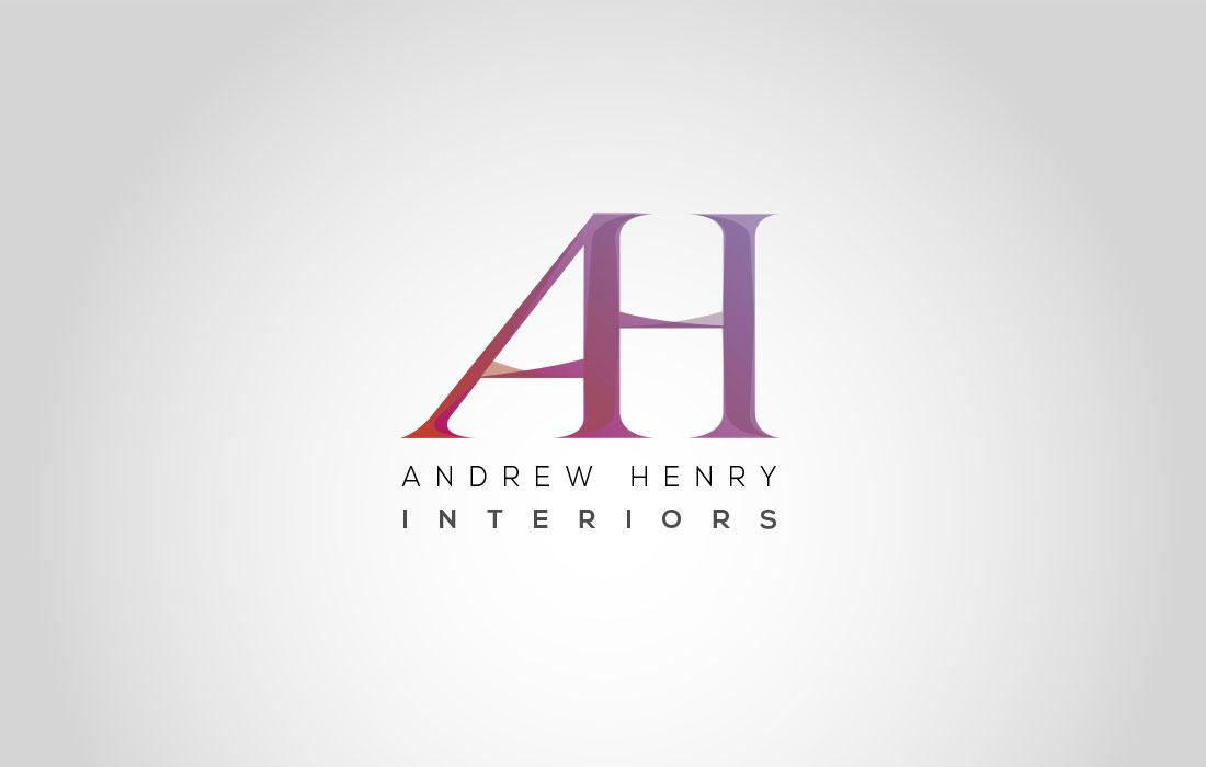 Andrew Henry Interiors Branding