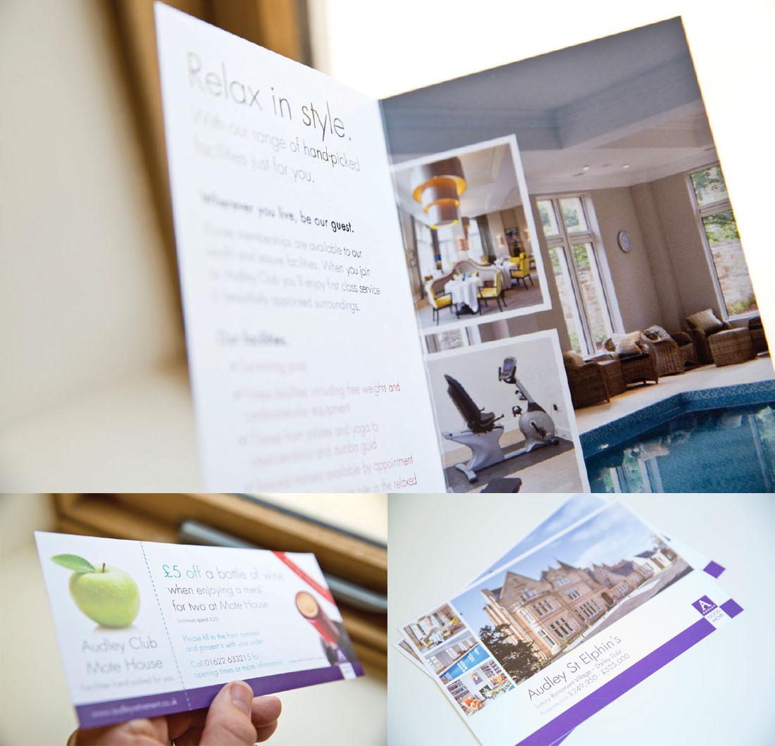 Audley Retirement Villages Brochure