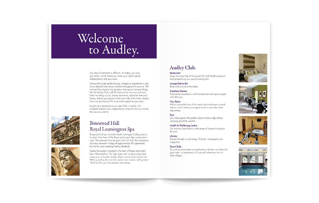 Audley Retirement Villages Spread