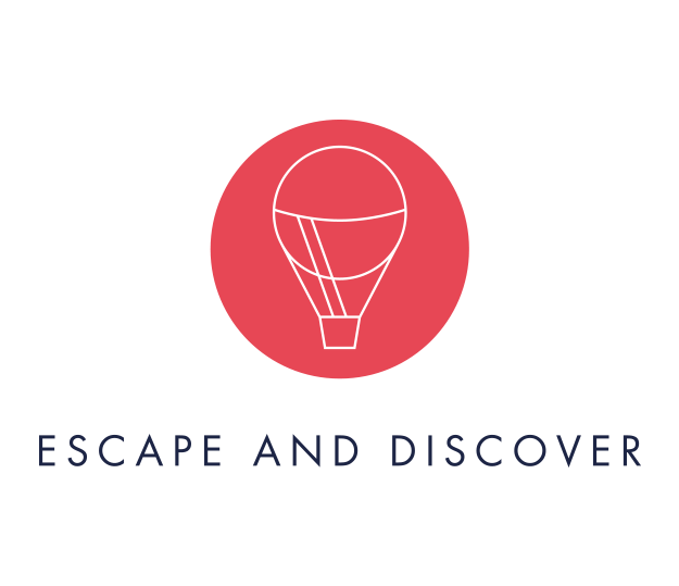 Escape and Discover Website