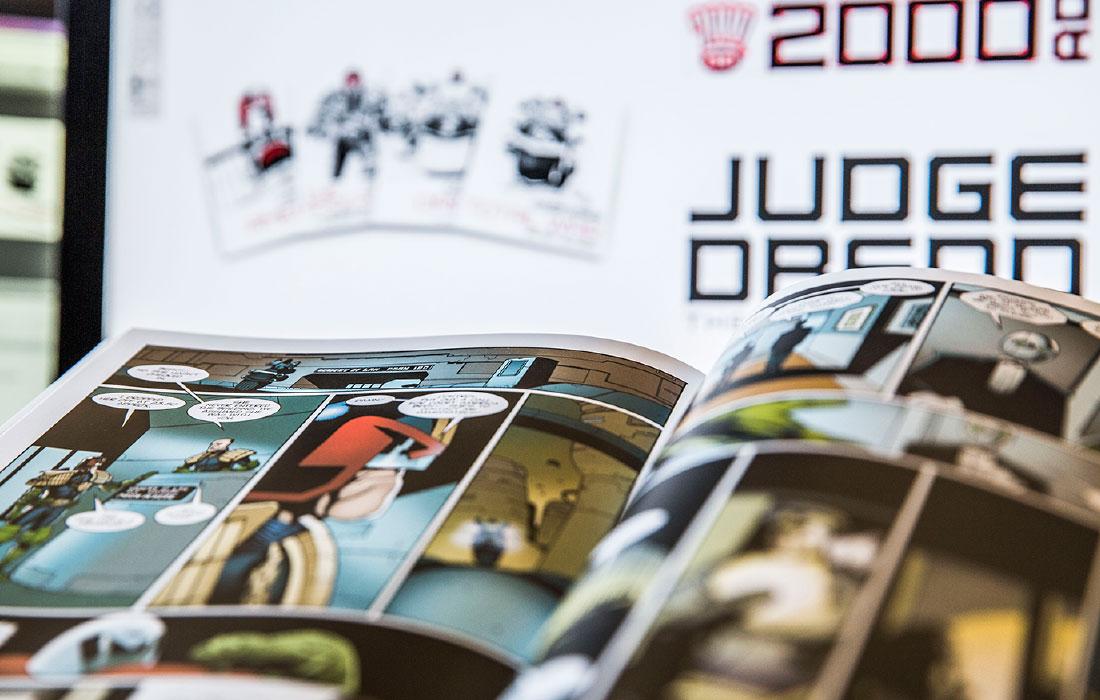 Hachette Partworks Judge Dredd