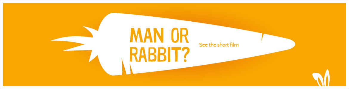 Man or Rabbit?