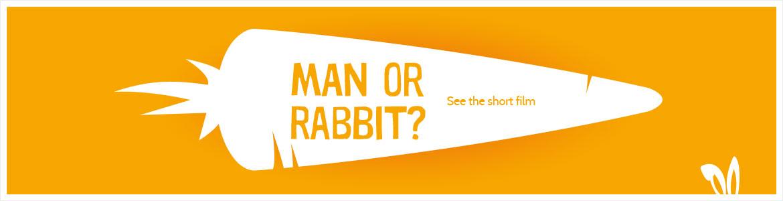 Man or Rabbit?