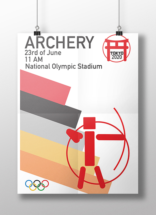Archery Poster small