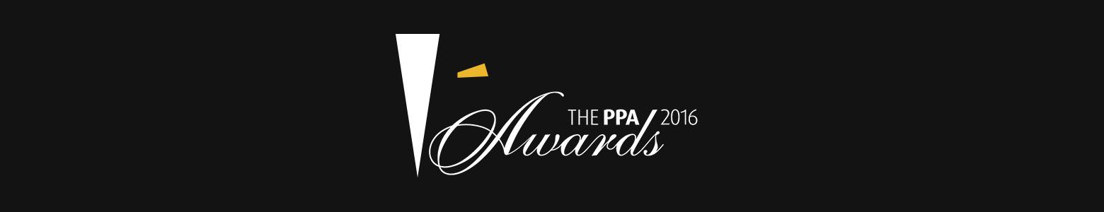 The PPA Awards 2016
