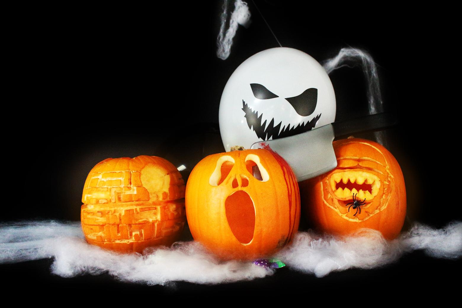 Halloween-at-Bopgun-2016-pumpkins