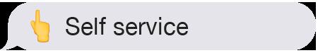 6. Self service