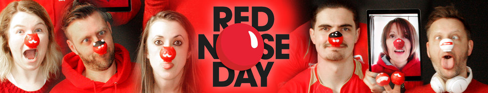 Red Nose Day 2017: Reddy to go…