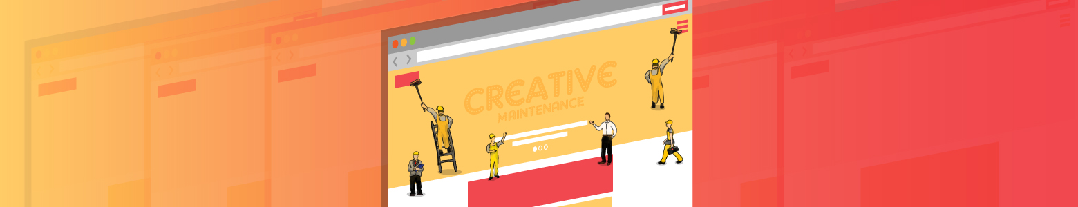 5 reasons you should invest in creative website maintenance