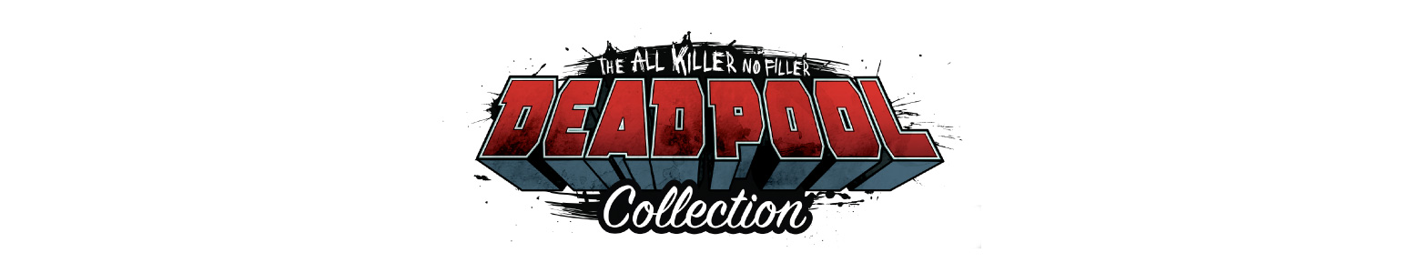 Bopgun teams up with Hachette Partworks to launch the Deadpool Collection website