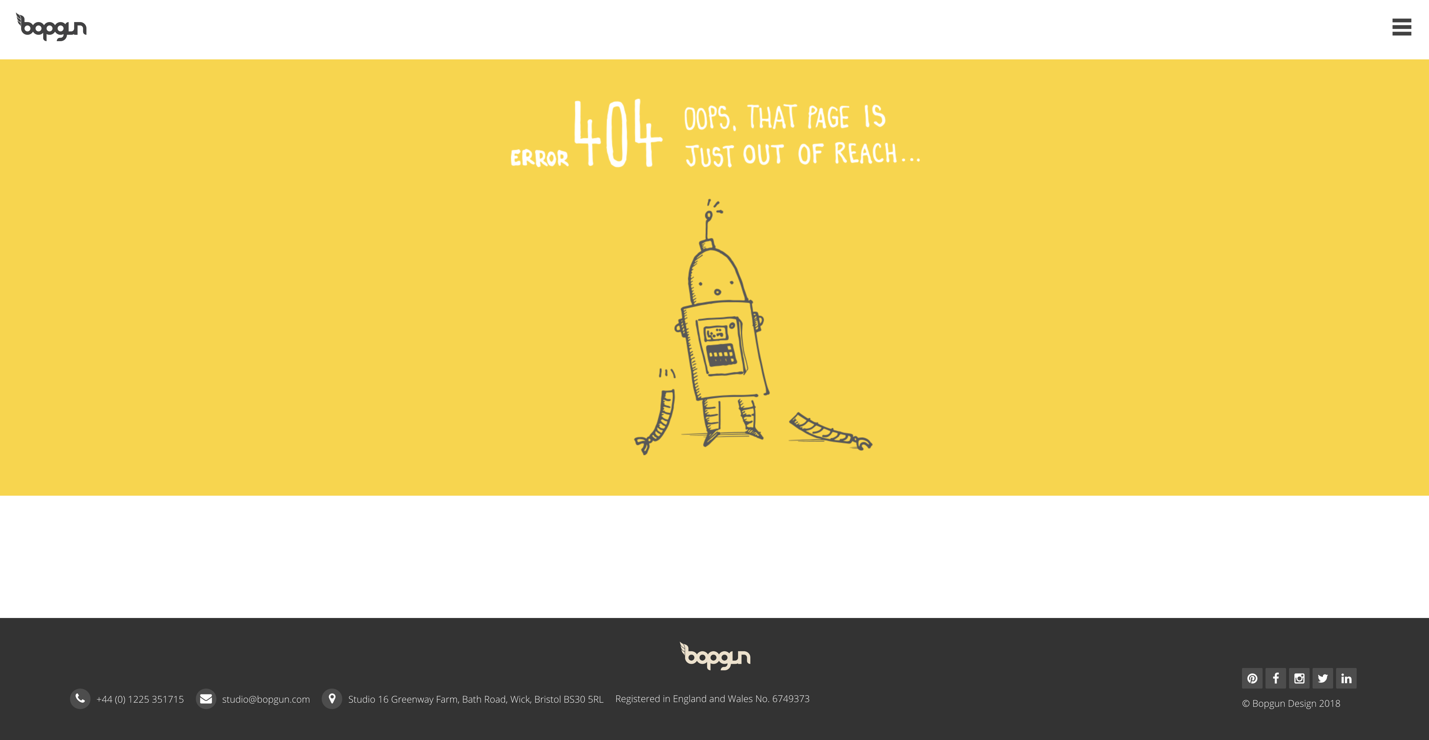 Bopgun 404