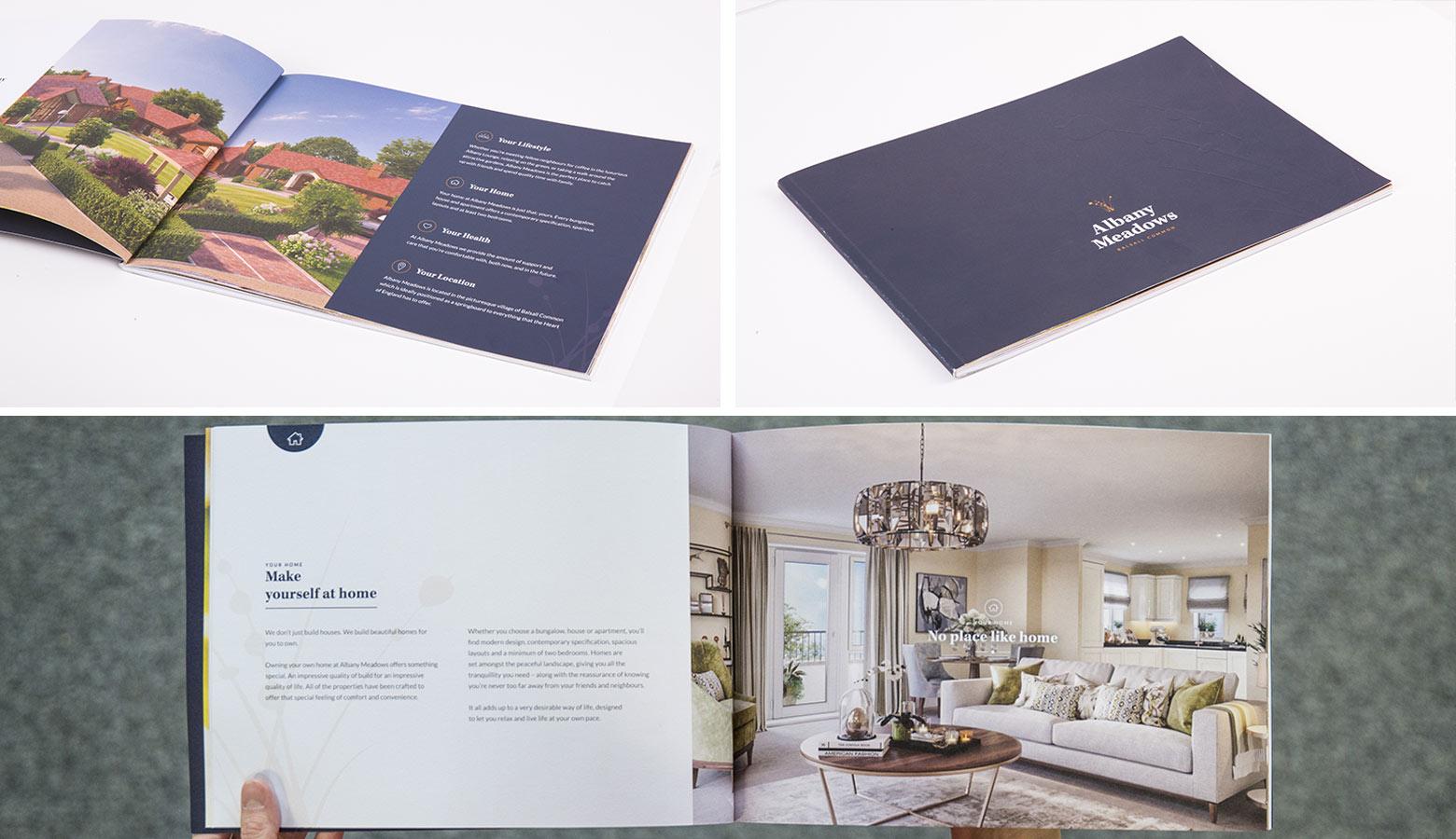 Albany Meadows Brochure